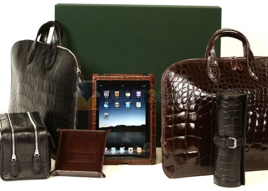 David Heil most expensive iPad case