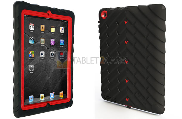 Gumdrop Drop Tech Series iPad 2 rugged case