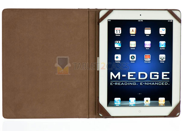 New Yorker iPad 2 Book case by M-Edge