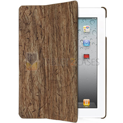 Ozaki iCoat Notebook Grain iPad 2 smart cover case