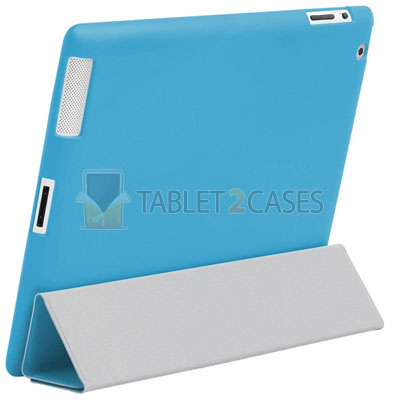 Sanho HyperShield Back smart cover compatible for iPad 2