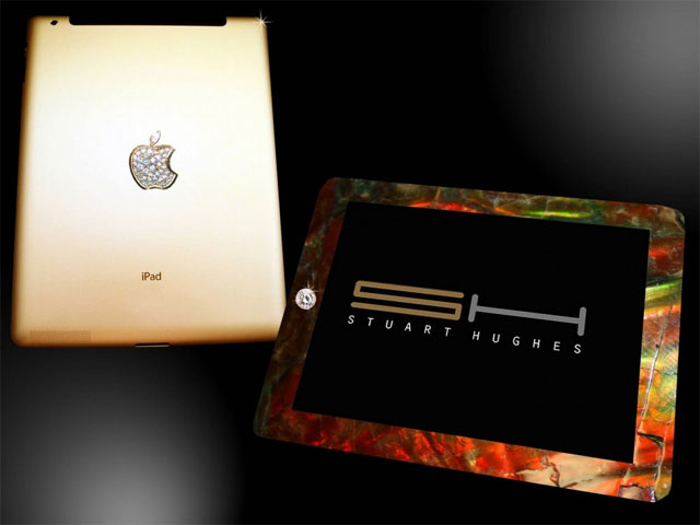 iPad 2 case from Stuart Hughes