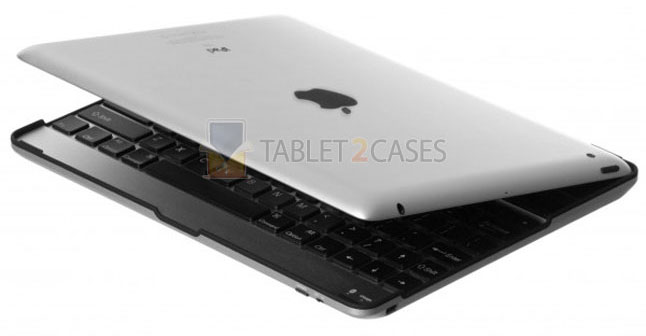 Aluminum Bluetooth Buddy Keyboard Case for iPad 2 review
