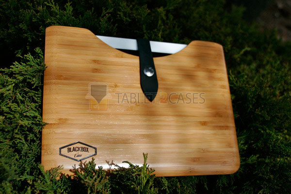 Bamboo iPad 2 Case from Blackbox review