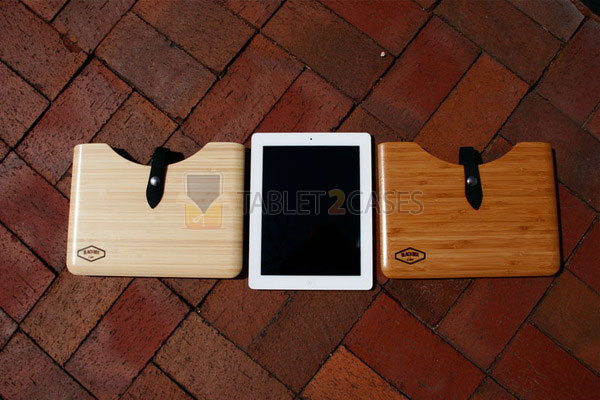 Bamboo iPad 2 Case from Blackbox screenshot