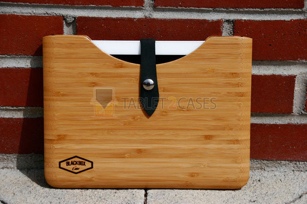iPad 2 Bamboo Case from Blackbox review