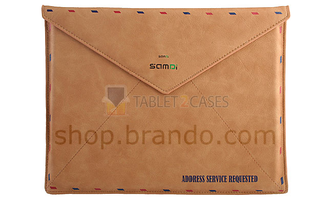 Brando Leather Postcard Pouch for iPad 2 review
