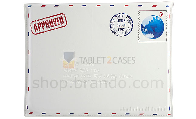 Brando Leather Postcard Pouch for iPad 2 screenshot