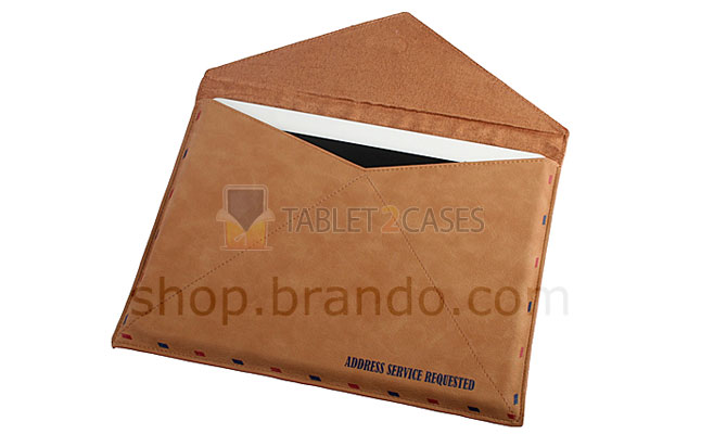 iPad 2 Brando Leather Postcard Pouch
