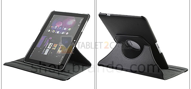 Brando Workshop Rotate Stand Leather Case for Samsung Galaxy Tab 10.1 review