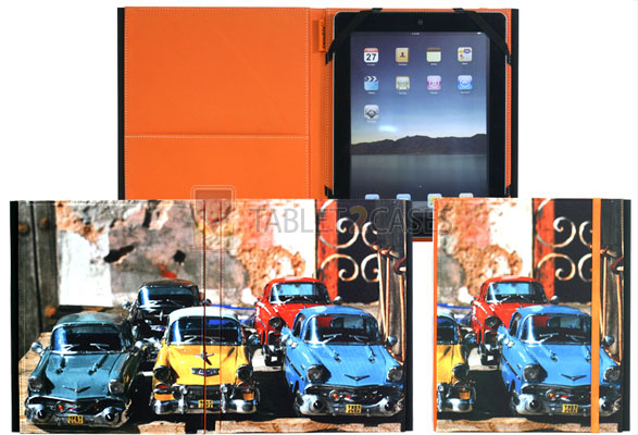 Caseable Book Jacket for iPad and iPad 2 review