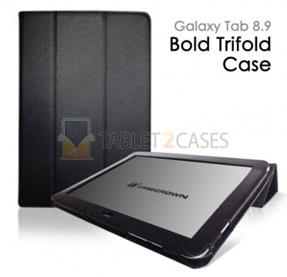 CaseCrown Bold Trifold Case for Samsung Galaxy Tab 8.9
