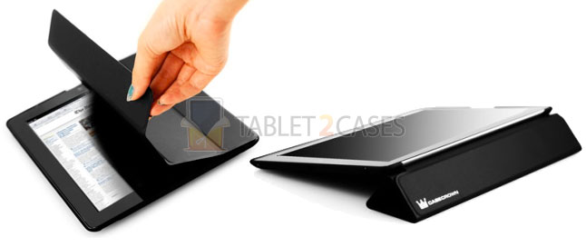 CaseCrown Omni Cover Case for iPad 2