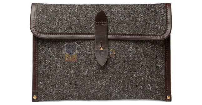 iPad Tweed Wool Case from Cherchbi review