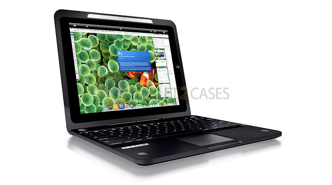 Crux360 Case for iPad 2