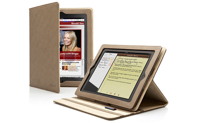 Cygnett Lavish Earth case for iPad 2