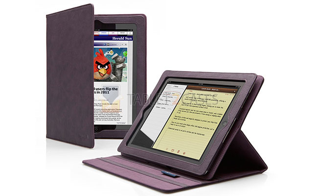 Cygnett Lavish Earth case for iPad 2 review