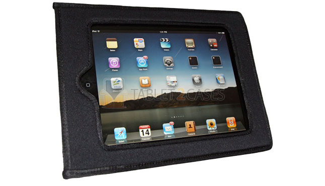 iBaggs Traveler Plus Case for iPad and iPad 2