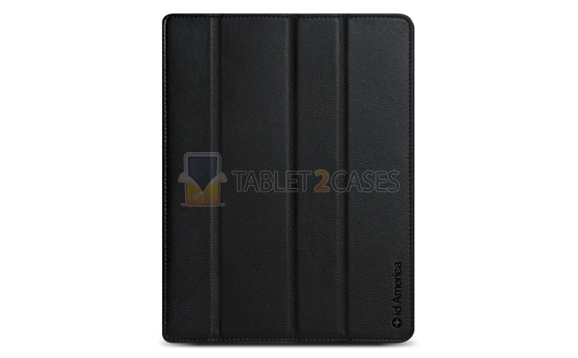 SmartFold Leatherette Portfolio Case for iPad 2 from id America review
