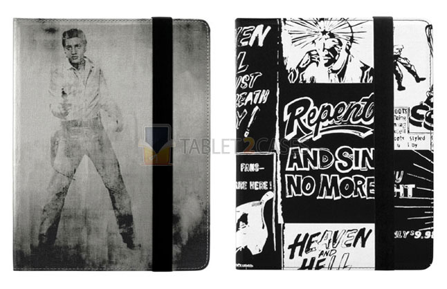 Incase Warhol Book Jacket for iPad 2