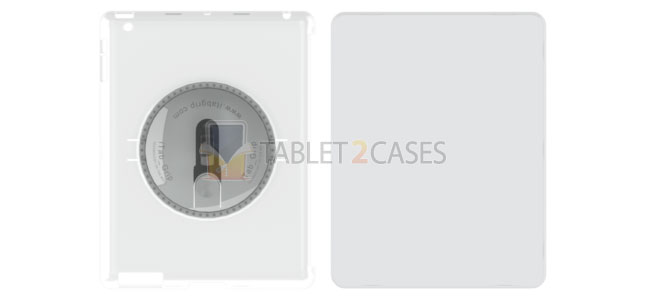 iTab_Grip Case for iPad 2