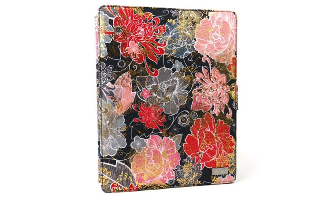 JAVOedge iPad 2 Evening Bloom Axis Case