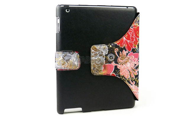 JAVOedge iPad 2 Evening Bloom Axis Case review