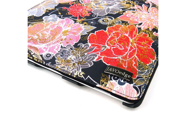 iPad 2 JAVOedge Evening Bloom Axis Case review
