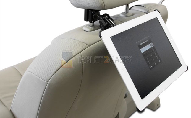 The Joy Factory Valet Headrest Mount for iPad 2 review