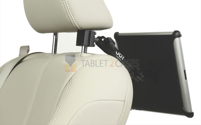 iPad 2 The Joy Factory Valet Headrest Mount review
