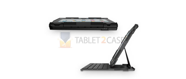 Fold-Up Keyboard case for iPad 2 from Logitech
