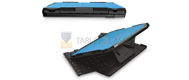 Fold-Up Keyboard case for iPad 2 from Logitech screenshot