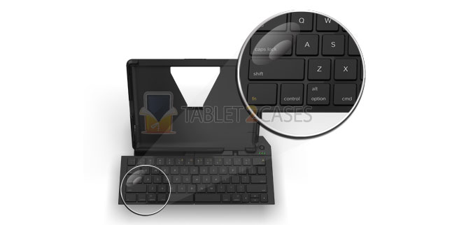 iPad 2 Fold-Up Keyboard case from Logitech