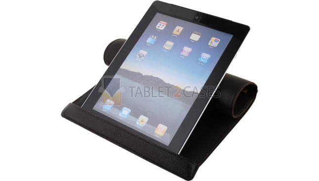iPad 2 Genuine Leather Cover from LostDog