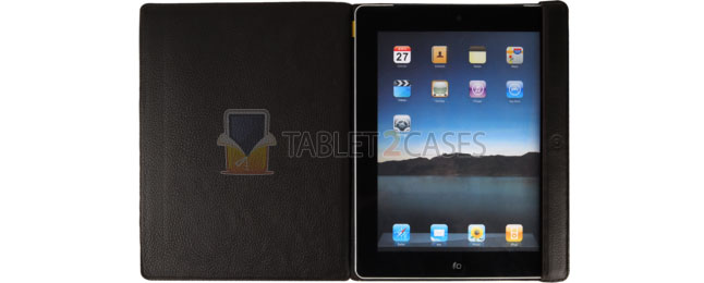 iPad 2 Genuine Leather Cover from LostDog screenshot