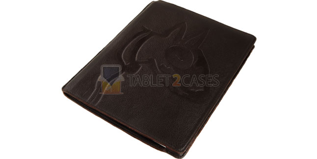 Genuine Leather Cover for iPad 2 from LostDog