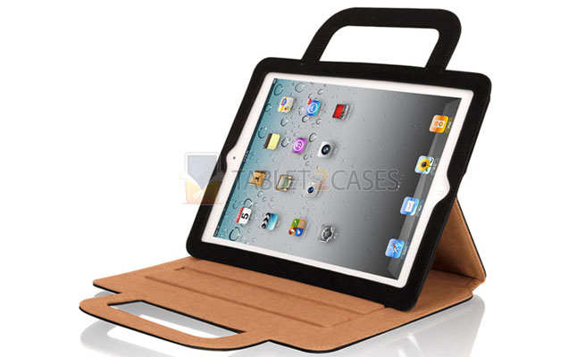 Luxa2 Rimini Stand Case for iPad 2