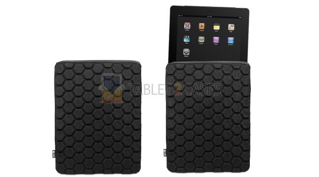 Macally HoneySleeve Case for iPad 2