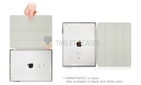 Macally SmartMatec case for iPad 2 review