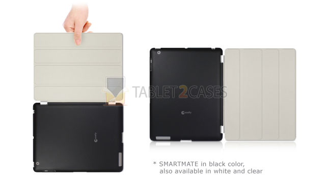 iPad 2 Macally SmartMate Case