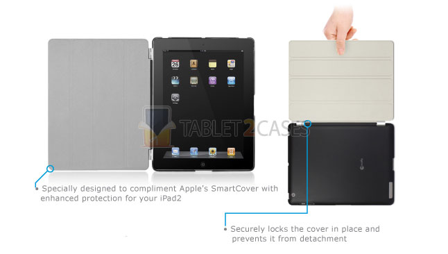 iPad 2 Macally SmartMate Case review