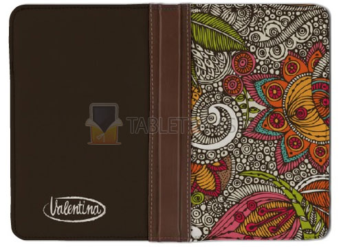 Valentina Ramos Doodles and Flowers Kindle 3 Case from M-Edge review