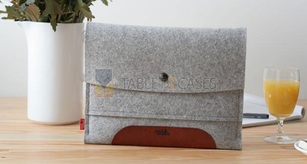 Sleeve Merino from Pack and Smooch case for iPad and iPad 2