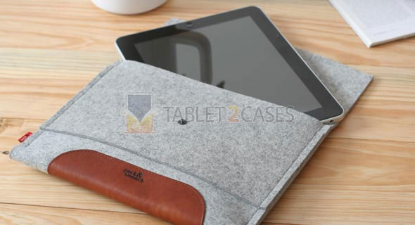 Sleeve Merino from Pack and Smooch case for iPad and iPad 2 review