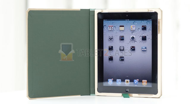 iPad 2 College Edition Case from Pad and Quill review