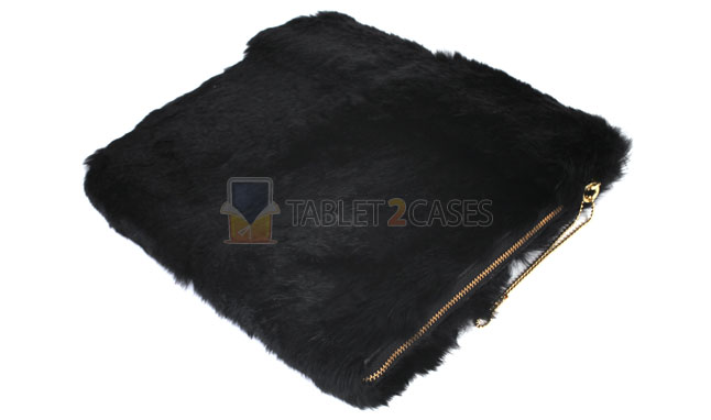 3.1 Phillip Lim Rabbit Fur case for iPad