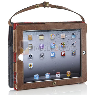 iPad 2 HunterWanderer case from Pipetto