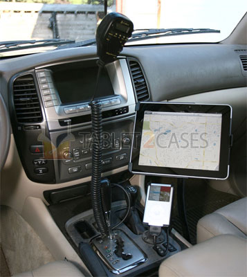 Ram Pod I Universal No-Drill Vehicle Mount for iPad and iPad 2 review