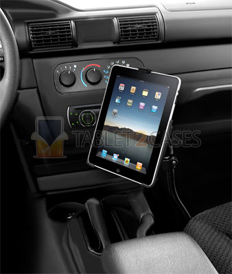 iPad and iPad 2 Ram Pod I Universal No-Drill Vehicle Mount