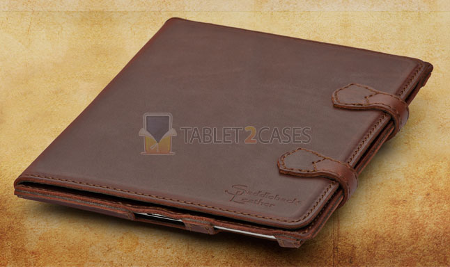 Saddleback Leather case for iPad 2 review